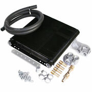 Empi 9262 Mesa Tru Cool 96 Plate Oil Cooler Kit With Bypass Adapter