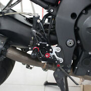 Mad Moto Rearsets Yamaha Fz1andnbspand03906-16 Andnbsp/ Fz8andnbspand03910-and03913 Foot Pegs Rear Set Sets