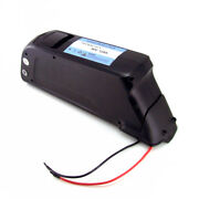 36v 12ah Water Bottle Mount Lithium Ion Electric Bike Battery With Fast Charger