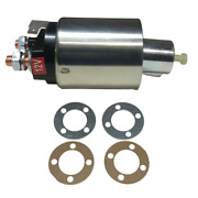 New Kioti Solenoid For E5500-63016 Starter On Ck, Dk, Lk, Nx, And Rx Tractors