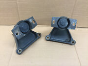 Pair Of 913463 Engine Motor Stand Brackets Mount Omc 5.0l Ford