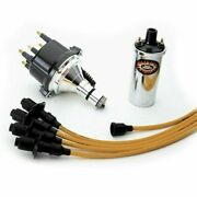Pertronix Vw Ignition Kit With Ignitor 1 Billet Distributor Coil Yellow Wires