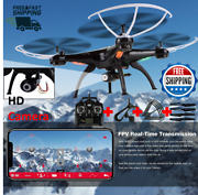 Ultralight Aircraft Helicopter Remote Control Quadcopter With Hd Camera Hd Rc