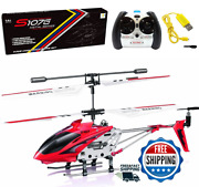 Remote Control Helicopter Army Drone Rc For Kids Mini Indoor Outdoor 3ch Channe