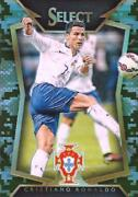 2015 Panini Select Soccer Base Common Camo Parallel Numbered To /249 - 1-50