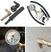 Automotive Fuel Injection Pump Pressure Gauge Tester Tools For Toyota