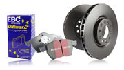 Ebc Front And Rear Brake Discs And Ultimax Pads Dodge Usa Charger 6.1 2006 12
