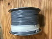 Fc5 Grey Flat 5 Wire Cable By Wire-plex For Lionel 282 Cranes 200 Ft Roll