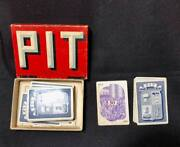 Pit Vintage World's Liveliest Party Game Commodies Trading 1919 American Corn