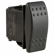 K4 Off-on 1-moment On 2 Contura Ii Sealed Switch W/hard Touch Black Actuator