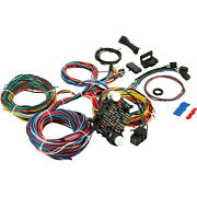 Universal X-long 21 Circuit Wiring Harness Fit Chevy Mopar Fit Ford Hotrods