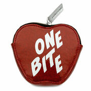 Disney One Bite Coin Purse By Danielle Nicole New With Tags