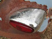 49 50 Packard Right Left Taillight Tail Light Cores Need Re-plate Patsg-a