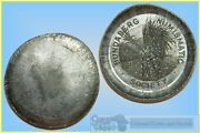 Bundaberg Centenary 1867-1967 - A Lead And039pulland039 Of The Reverse Die......
