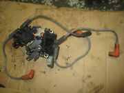 2003 Evinrude Outboard 115hp Ficht Dual Ignition Coil Set 586738