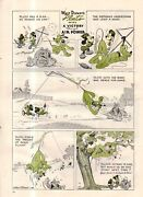 1943 Disney - Pluto Wins A Victory Through Air Power - From Good Housekeeping