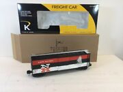 Lionel/k-line 6-22680 New Haven Yankee Clipper Boxcar