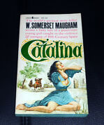 Catalina By W. Somerset Maugham Lancer Books Paperback Novel 16th Century Spain