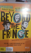 Beyond The Fringe Comedy British Rare Deleted Dudley Moore, Peter Cook Dvd Movie