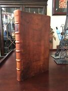Antique Book 1723 An Exposition Of The Creed By John Lord Bishop Of Chester