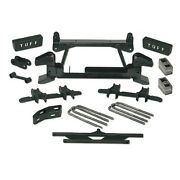 88-97 Gm 2500/3500 4wd 8 Lug Tuff Country Ez-ride 4 Lift Kit With Rear Springs.