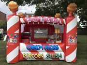 Commercial Inflatable Food Drink Concession Stand Tent Booth 13'x10'x10' New