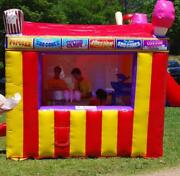 Commercial Inflatable Food Drink Concession Stand Tent Booth 13'x10'x11' New