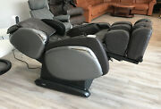 Open Box Osaki Os-4000cs Massage Chair Recliner Brown With One Year Warranty