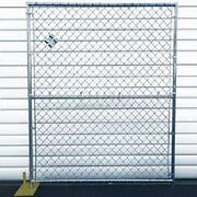 New Chain Link Galvanized Fence - 5and039wx6and039h 12 Panel Kit