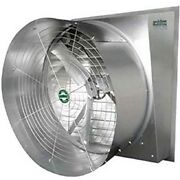 New 36 Typhoon Exhaust Fan-slant Wall-direct Drive-with Cone 11100 Cfm