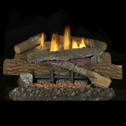 Stoney Ridge Vent Free 30 Gas Logs With Variable Control - Ng