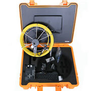 910dnkc Waterproof Video Sewer Pipe Inspection Survey Camera With Locating Sonde