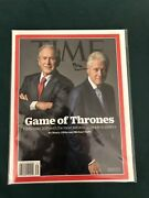 President Bill Clinton Authentic Signed Autographed Newsweek Magazine
