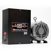 American Rotary Adx20 | 20hp 240v Wall Mount Adx Series Rotary Phase Converter