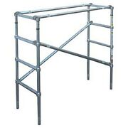 New Scaffolding Narrow Span 4and039h Upper Section 10and039l