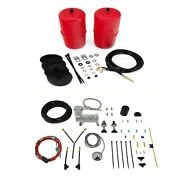 Air Lift Front Air Spring Kit And Dual Path Load Controller/gauge For R10/r1500