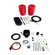 Air Lift Air Spring Kit And On-board Load Controller/gauge For Motorhomes/g35