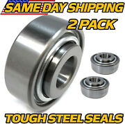 2 Pack Front Wheel Bearings Fits Great Dane Chariot Chariot Lx Heavy Duty