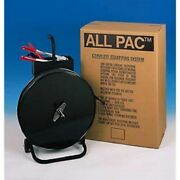 New Poly Strapping Kit 1/2 X 3,600' Coil With Tensioner-sealer-seals And Cart