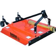 New 4and039 Rotary Cutter 40hp Shear Bolt Tractor Implement