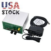 Gps Receiver Gpsdo 10mhz 1pps Sine Wave Gps Disciplined Clock With Antenna -us