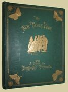 Frederick Eltze New Table Book Or Pictures For Young And Old Parties 1867 Game