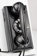 Vintage Antique Western Electric 354 Wall Phone- Fully Working - Best On Market