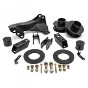 17 Ford F250/350 4wd Readylift 2.5 Leveling Kit W Track Bar Relocation Bracket.