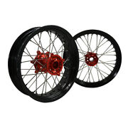 Hot Sale173.0/175.0 Inch Crf250and450 Motocross Wheels And Supermoto Wheels