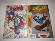 26 1990's Spiderman Comics - Marvel - Assorted - Unsearched - Tub Mmmm1