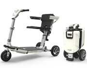 Atto Deluxe Folding Lightweight Mobility Scooter New Moving Life Technologie