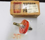 Nos Kubota Rc60-20 Mower Deck Center Pulley Assembly 76538-99040
