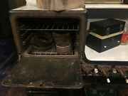 1924 Red Star Antique Oil Stove
