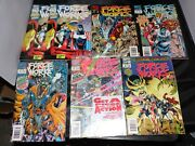 Lot Of Force Works Comics 1 1 2 3 4 5 And 6